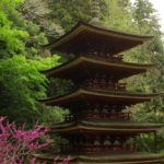 Japanese temples and shrines