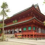 Buddhism temples in Nikko, around Koyasan, Iwami and Hiraizumi