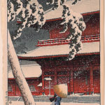Kawase Hasui: biography, woodblock prints artworks and for sale