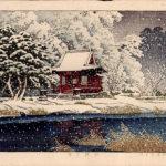 Winter haiku poems, Matsuo Basho's examples