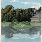 Haiku poems of summer. The examples by Matsuo Basho