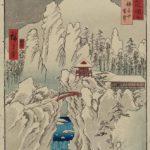 Winter haiku poems. Japanese famous poets' examples