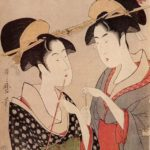 Best selection of Kitagawa Utamaro's prints on Amazon