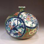 For luxury gift of Arita porcelain Japanese vase ! Buy online from Amazon