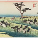 The summer haiku poem examples by Japanese famous poets
