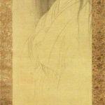 Maruyama Okyo's ghost painting