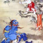 """Sessen Doji"" by Soga Shōhaku"