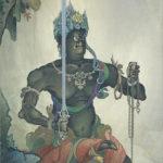 Fudō Myōō by Kanō Hōgai